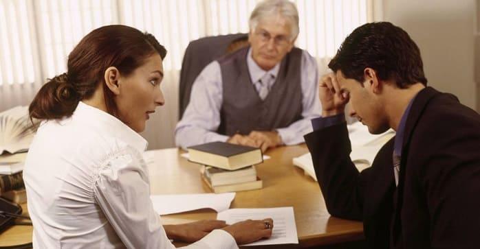 Расторжение брака только с согласия жены