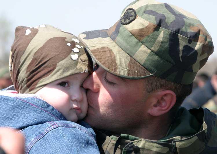 Декрет для военнослужащих