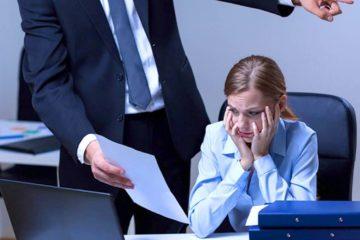 Работодатель заставляет уволиться