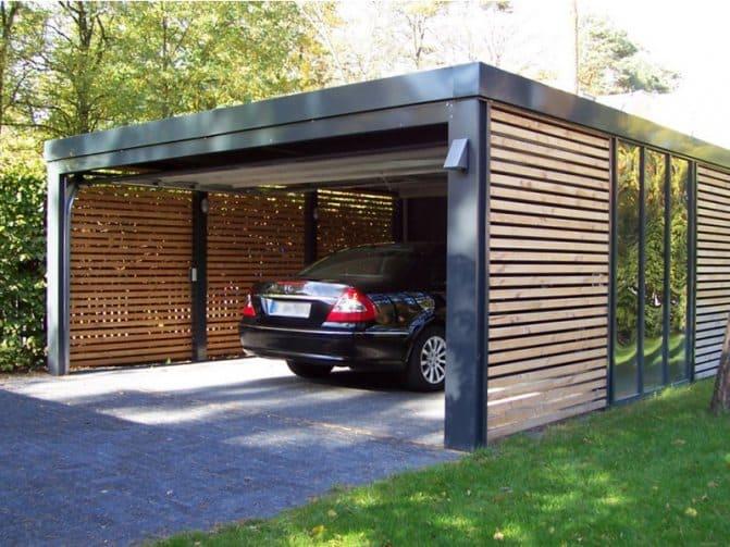 Разрешение на постройку гаража